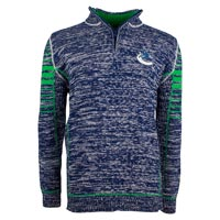 Vancouver Canucks Precision Plated 7 Gauge Sweater