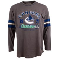 Vancouver Canucks Yutan Long Sleeve Jersey T-Shirt