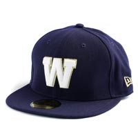 Winnipeg Blue Bombers CFL 59FIFTY Basic Logo Fitted Cap
