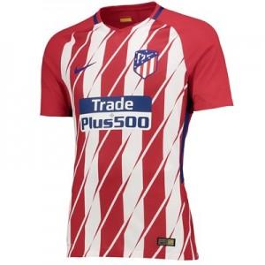 Atlético de Madrid Home Vapor Match Shirt 2017-18