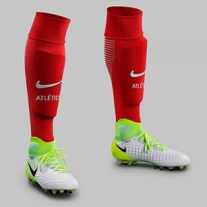 Atlético de Madrid Home Stadium Socks 2017-18