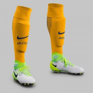Atlético de Madrid Away Stadium Socks 2017-18
