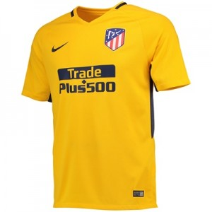 Atlético de Madrid Away Stadium Shirt 2017-18