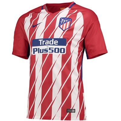 Atlético de Madrid Home Stadium Shirt 2017-18
