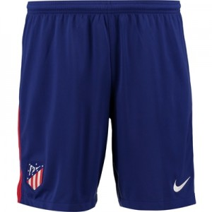 Atlético de Madrid Home Stadium Shorts 2017-18