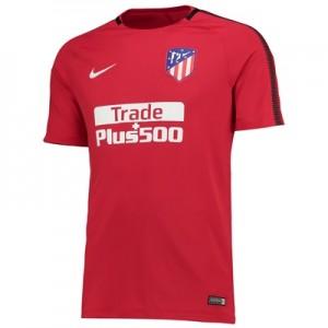 Atlético de Madrid Squad Training Top – Red