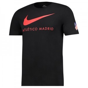 Atlético de Madrid Pre Season T-Shirt – Black