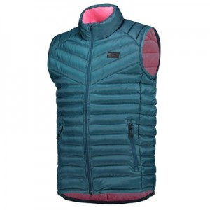 Atlético de Madrid Authentic Down Vest – Teal