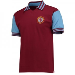Aston Villa 1981 Home Shirt