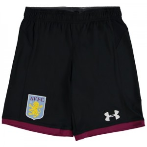 Aston Villa Away Shorts 2017-18 – Kids