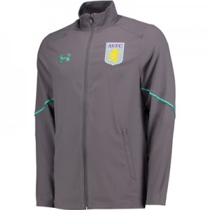Aston Villa Training Jacket – Graphite – Kids