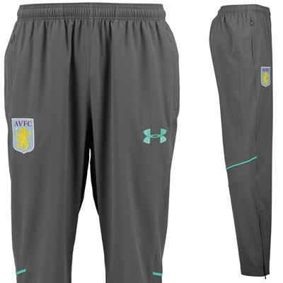 Aston Villa Travel Pants – Graphite