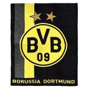 BVB Fleece Blanket with Stripes