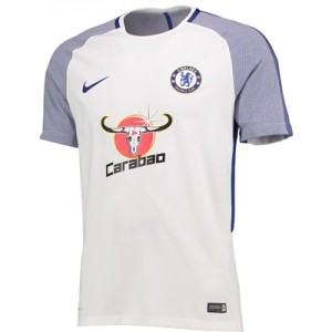 Chelsea Strike Aeroswift Training Top – White