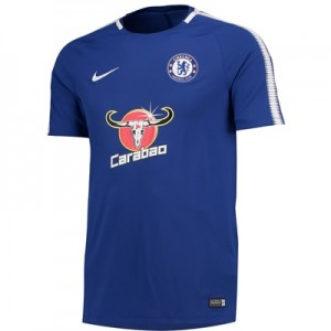 Chelsea Squad Training Top – Blue