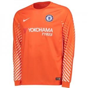 Chelsea Goalkeeper Shirt 2017-18