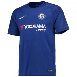 Chelsea Home Stadium Shirt 2017-18 – Kids
