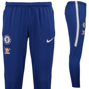 Chelsea Squad Training Pants – Blue
