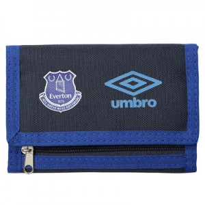 Everton Wallet – Dark Navy/Electric Blue/Deep Surf