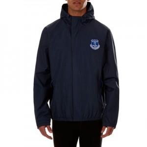 Everton Essential Shower Jacket – Navy