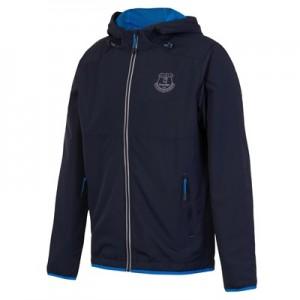 Everton Sport Running Jacket – Navy/Reflective