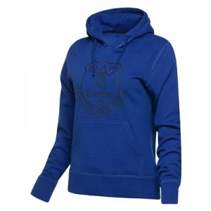 Everton Essential OTH Hoodie – Royal – Womens