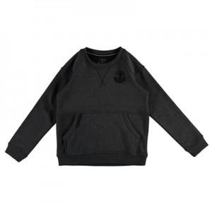 Everton Ath Sweater – Charcoal Marl (6-13yrs)