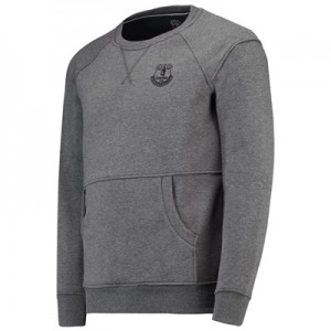 Everton Ath Tech Fleece Sweater – Charcoal Marl