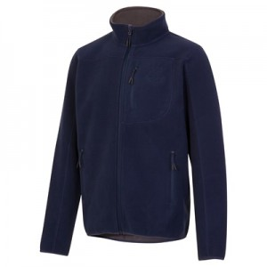 Everton Tonal Fleece Jacket – Navy
