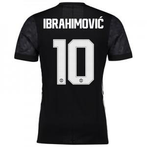 Manchester United Away Adi Zero Cup Shirt 2017-18 with Ibrahimovic 10