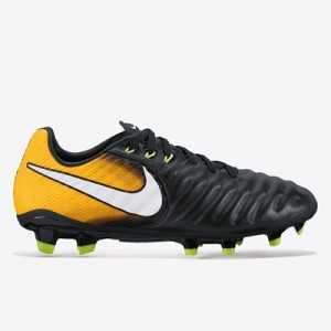 Nike Tiempo Legend VII Firm Ground Football Boots – Black/White/Laser