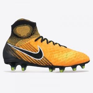 Nike Magista Obra II Firm Ground Football Boots – Laser Orange/Black/W