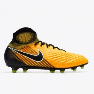 Nike Magista Obra II Firm Ground Football Boots – Laser Orange/Black/W