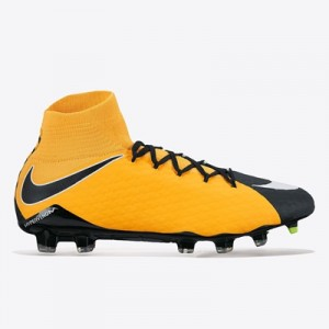 Nike Hypervenom Phatal III Dynamic Fit Firm Ground Football Boots – La