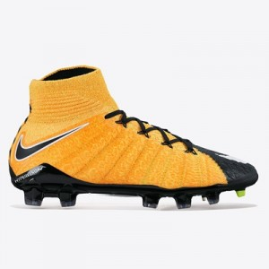 Nike Hypervenom Phantom III Dynamic Fit Firm Ground Football Boots – L