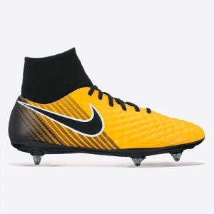 Nike Magista Onda II Dynamic Fit Soft Ground Football Boots – Laser Or