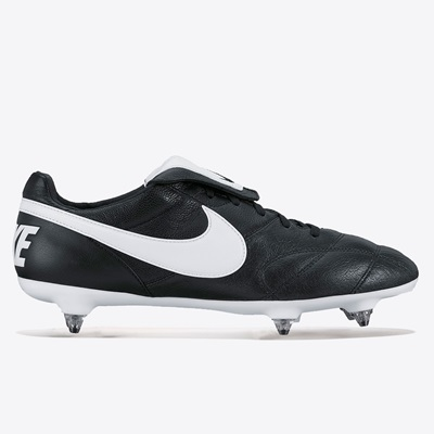 Nike Premier II Soft Ground Football Boots – Black/White/Black