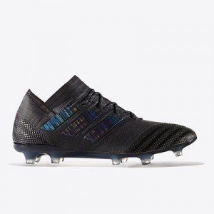 adidas Nemeziz 17.1 Firm Ground Football Boots – Core Black/Core Black