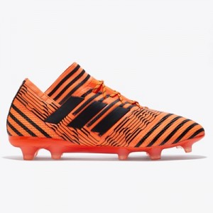 adidas Nemeziz 17.1 Firm Ground Football Boots – Solar Orange/Core Bla