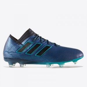 adidas Nemeziz 17.1 Firm Ground Football Boots – Energy Blue/Core Blac