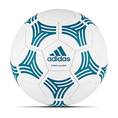 adidas Tango Allround Football – White/Mystery Petrol – Size 5