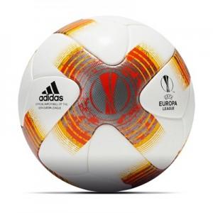 adidas UEFA Europa League Official Match Football – White/Iron Met./Bl