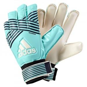 adidas Ace Training Goalkeeper Gloves – Energy Aqua/Energy Blue/Legend