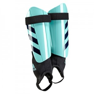 adidas Ghost Club Shinguards – Energy Aqua/Legend Ink