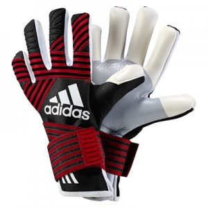 adidas Ace Trans Pro Manuel Neuer Goalkeeper Gloves – Black/True Red