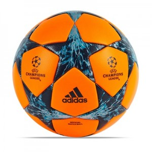 adidas UEFA Champions League Finale 17 Official Winter Match Football