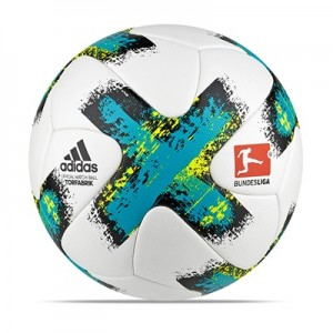 adidas Torfabrik Official Match Football – White