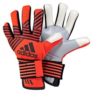 adidas Ace Trans Pro Goalkeeper Gloves – Solar Red/Core Black/Onix
