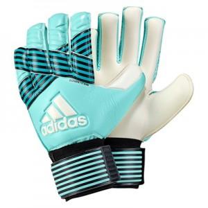adidas Ace Competition Goalkeeper Gloves – Energy Aqua/Energy Blue/Leg