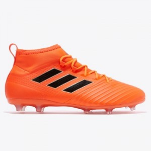 adidas Ace 17.2 Firm Ground Football Boots – Solar Orange/Core Black/S